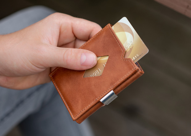 exentri card wallet