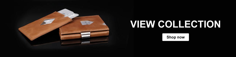 view exentri wallet collection