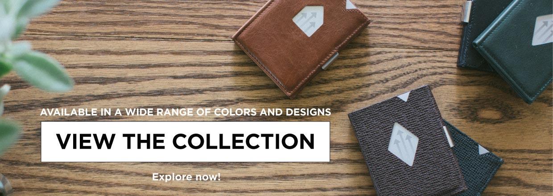 exentri wallet collection