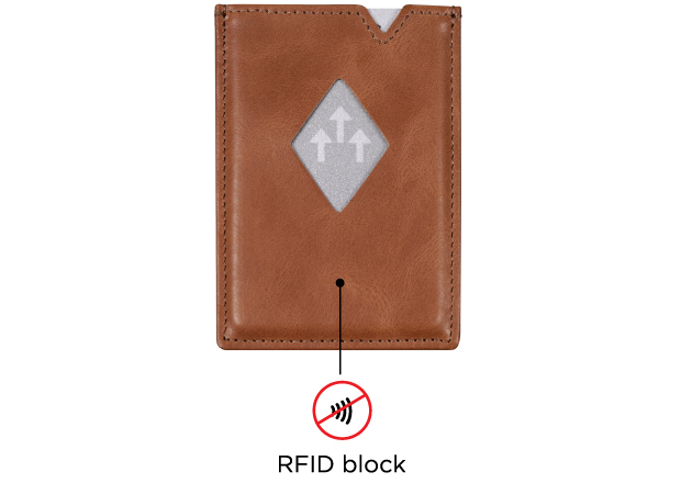 Cardholder RFID protection
