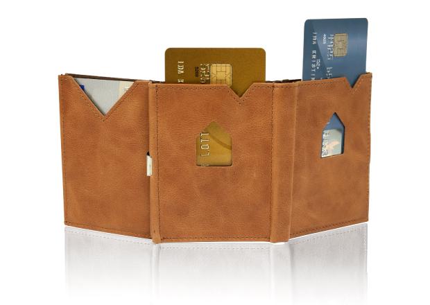 exentri wallet exterior