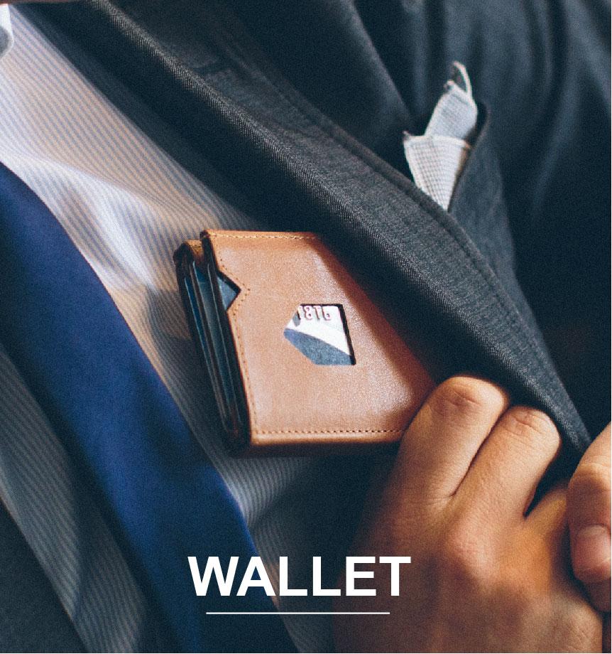 Exentri Wallet lommebøker
