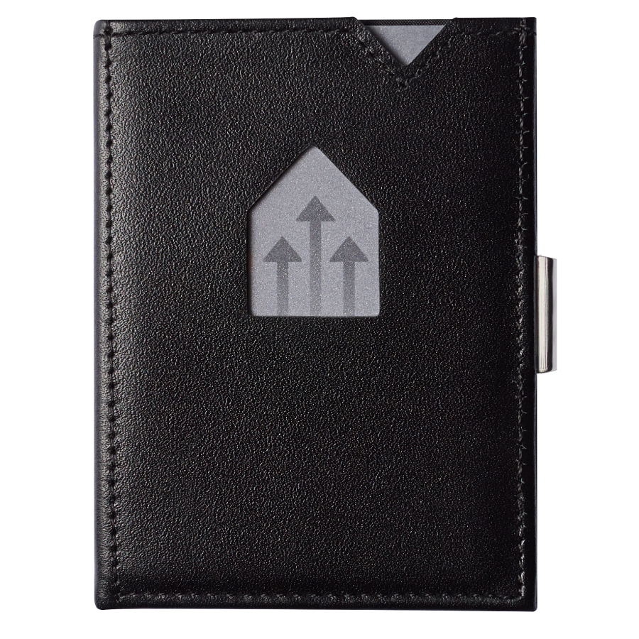 37bdfaa7e205c EXENTRI Wallet - Black