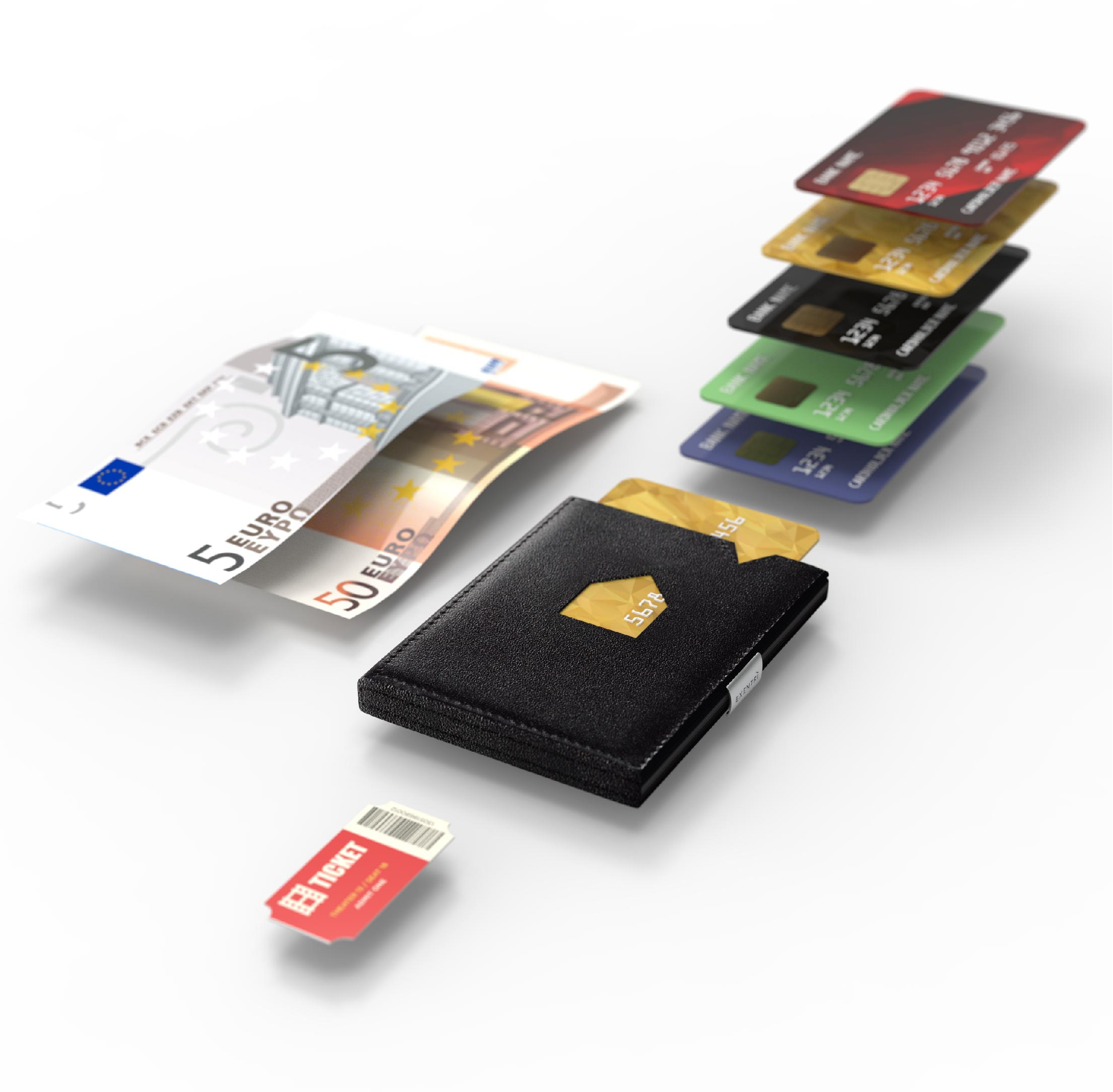 Product specifications wallet