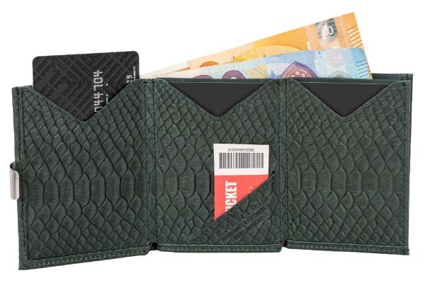minimalist smart wallet