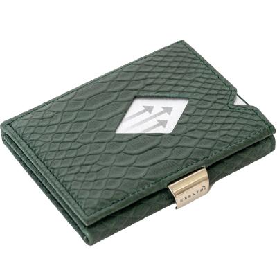 snake leather mens wallet